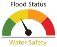 Flood Status Water Safety