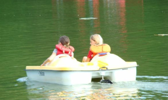 Springwater Forest Pedal Boats